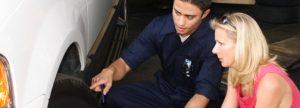 Garry's Service Center- Tire Inspection